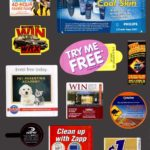 Coupons & Booklets