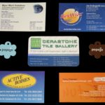 Business Cards & Swing Tags