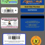 Key Tags & Membership Cards