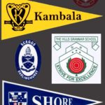 School Pennants & Decals
